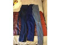 Women's jeans top shop hm
