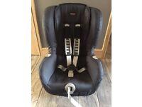 Britax Romer car seat with isofix