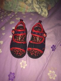 Kids Sandals size 6