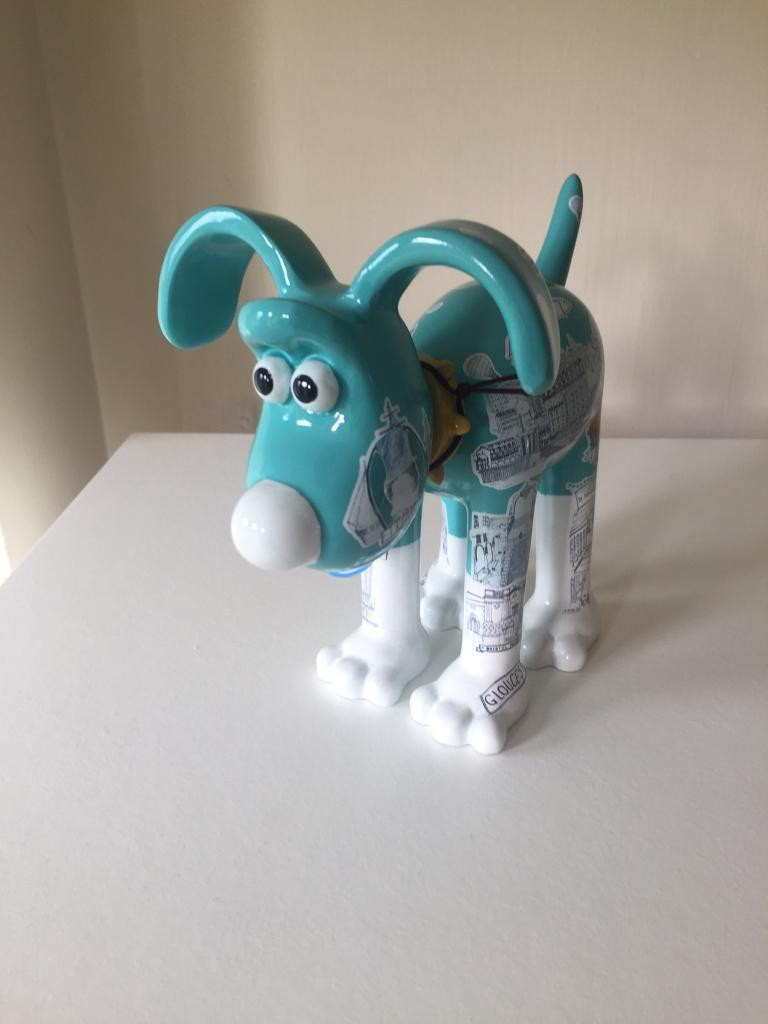 Ship Shape and Bristol Fashioned Gromit Figurine