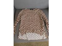 Women's Zara top new without tags