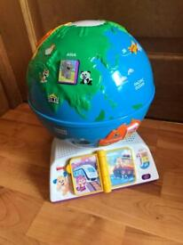 Fisher Price Laugh and Learn Globe