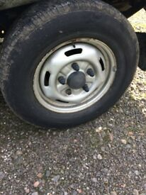 ford transit wheel 16""