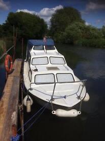 Teal River Cruiser