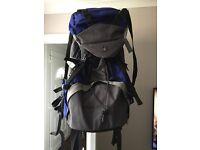 Hi gear 65+10L backpack