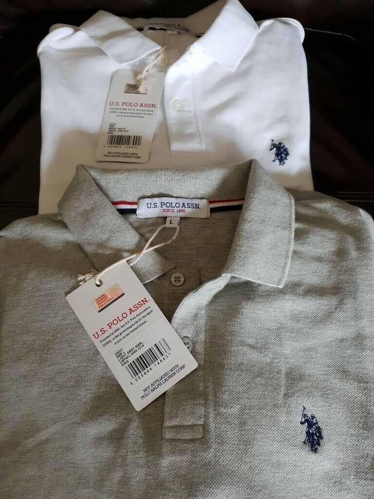Assign ReddishManchester LargeIn Polo Us Gumtree T Shirts R3Aq54jL