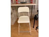 Franklin Bar Stool with backrest, Ikea