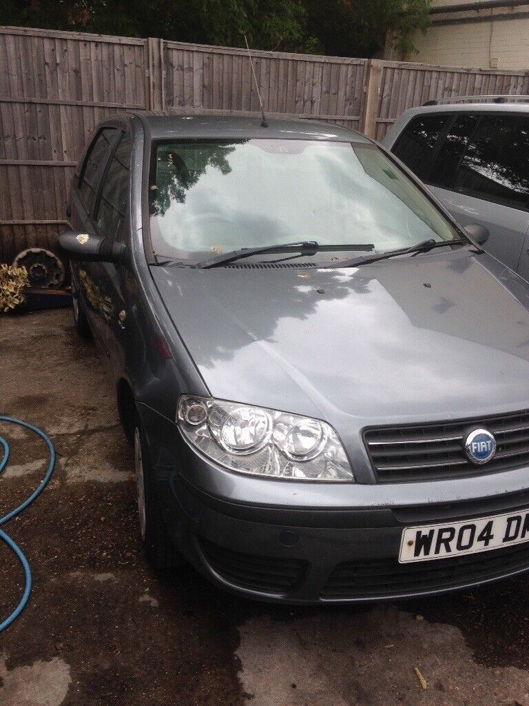 Fiat punto 1 2 manual petrol clutch problem needs toowing   | in Crystal  Palace, London | Gumtree