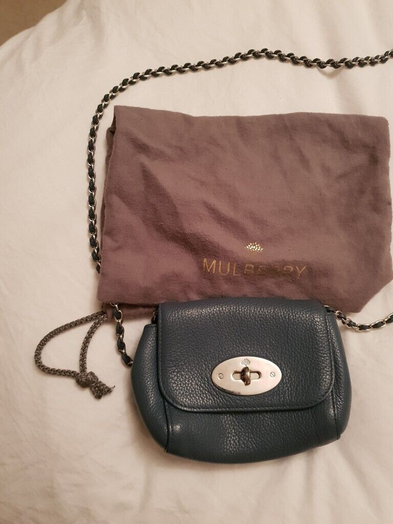 10831f08f8ff Small Mulberry Lily bag for sale