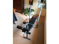Pro Power weight bench