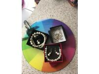 Box jewellery sets X3