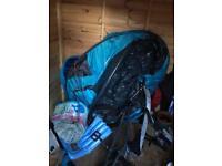 Tent pop up 3man also 1 man kids pop up