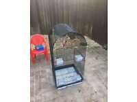Bird cage for sale in Earley; great condition