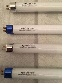 marine lights, 4 x tubes only