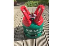 Calor Patio Gas Bottle - Full!