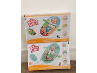 Bright start baby bouncers