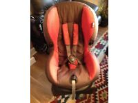 for sale mothercare car seat 9-18kg