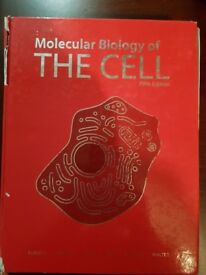 Molecular Biology of the Cell Fifth Edition (Hardcover)