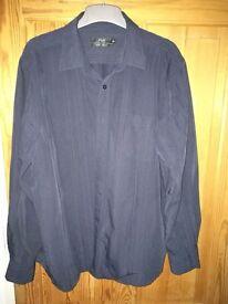 excellent quality blue shirt F&F