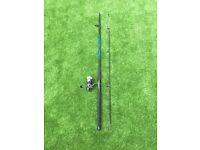 9 ft Koike Heimdall spinning or boat rod