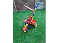 Little tikes 4-in-1 trike primary colours