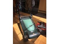 Second Hand Hayter Envoy 36 Electric Rear Roller Lawn mower