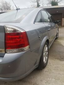 ** vauxhall vectra design model for sale exceptionally clean car lady driver £2500**