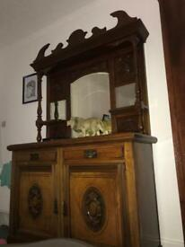 Antique unit