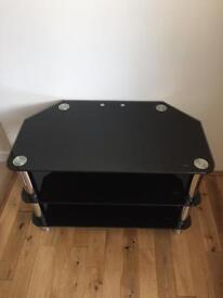 Small TV Stand (Black)