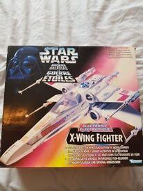 Star Wars X wing 1990's