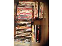 94 DVDs bundle 10 DVD for £5