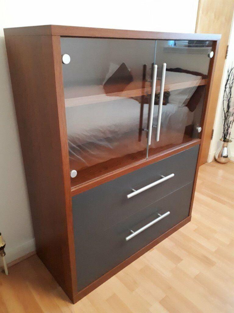 Lounge Dining Room Cabinet Medium Size