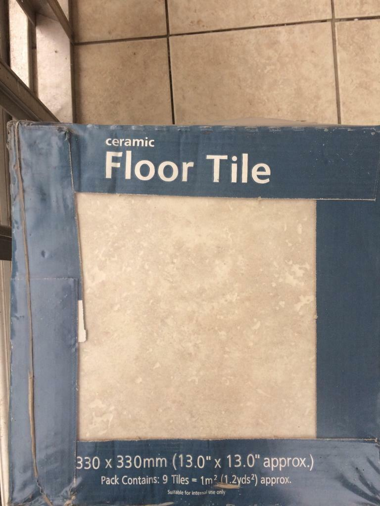 Cream floor tiles in leicester leicestershire gumtree cream floor tiles dailygadgetfo Images