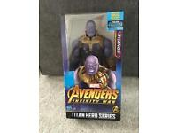 Thanos Marvel Avengers Infinity War Titan Hero Series Action Toy