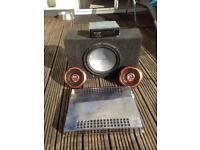 Job Lot car audio! Sale as lot or swaps