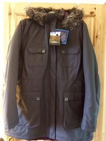 Peter Storm waterproof ladies parka jacket Size 20