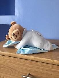Prince Lionheart Slumber Bear (Blue)