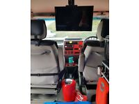 VW T4 CARAVELLE TORNADO RED