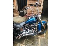 Harley Davidson softail deluxe, 1550cc
