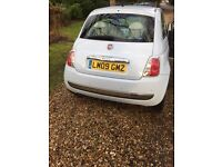 Fiat 500 for sale. £5,650 o.n.o excellent condition, low mileage, only 2 previous owners.