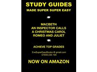 Study guides made Super Super Easy