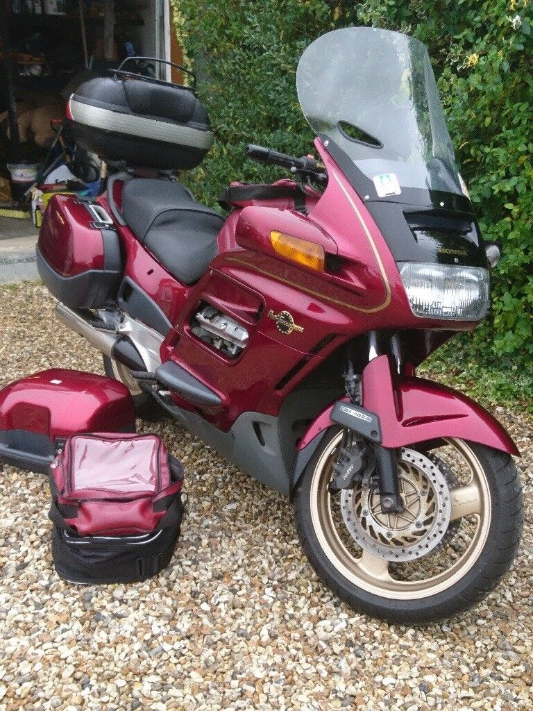 2002 Honda ST1100 Pan European