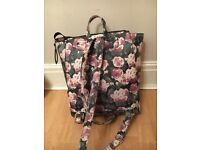 New Look Floral Women's Bag Second Hand