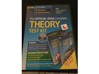 Theory test double disc