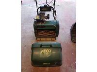 Atco Balmoral 17 SE Petrol Lawn Mower