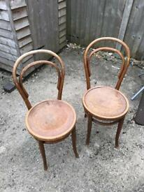 Antique Chairs X2