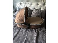Icandy Peach Carrycot - Butterscotch