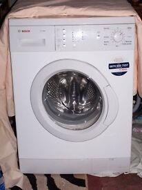 *** NEW INSTRUCTIONS***BOSCH CLASSIXX 1200 SPIN WASHING MACHINE - MODEL WAE24162