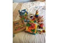 Bundle of Baby Toys (6-12 Months)