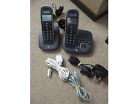 Phones ( home ) BT CONCERO Pair with answer machine